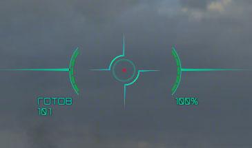 Аркадный + Снайперский прицелы (zx 0.6 mini) для World of Tanks 0.9.16