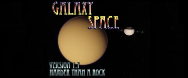 Galaxy Space [Addon for GalactiCraft3] для Minecraft 1.7.10