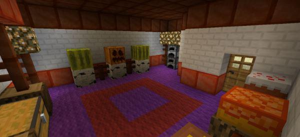 Lots of Food для Minecraft 1.8