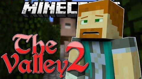 The Valley 2 для Minecraft 1.8.9