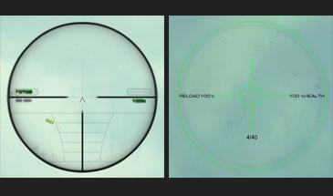 Самый клевый снайперский прицел от 7serafim7 для World of Tanks 0.9.16