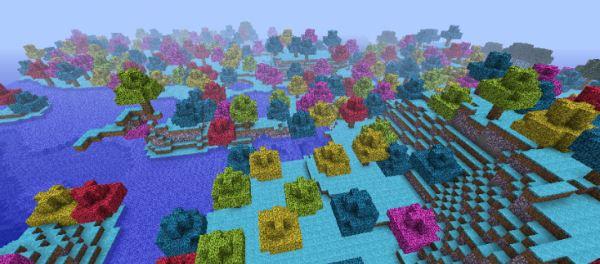 Terraria 3D для Minecraft 1.7.10