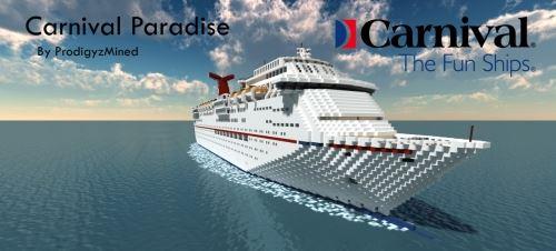 Carnival Paradise для Minecraft 1.8.9