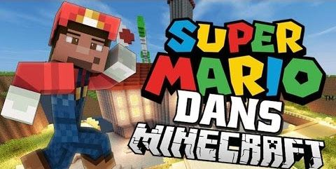 Super Cubic Bros для Minecraft 1.8.9