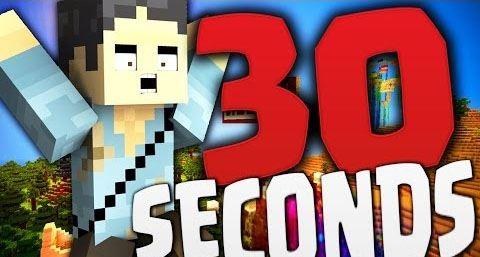 30 Seconds для Minecraft 1.9