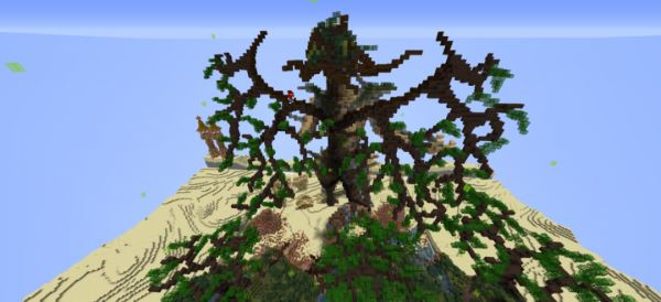 Return Of Life для Minecraft 1.8.9