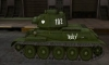 Т-34 #7 для игры World Of Tanks