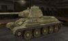 Т-34 #8 для игры World Of Tanks