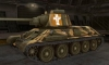 Т-34 #9 для игры World Of Tanks