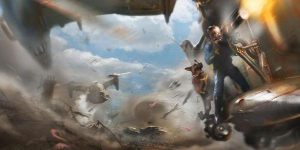 Больше здоровья винтокрылов для Fallout 4