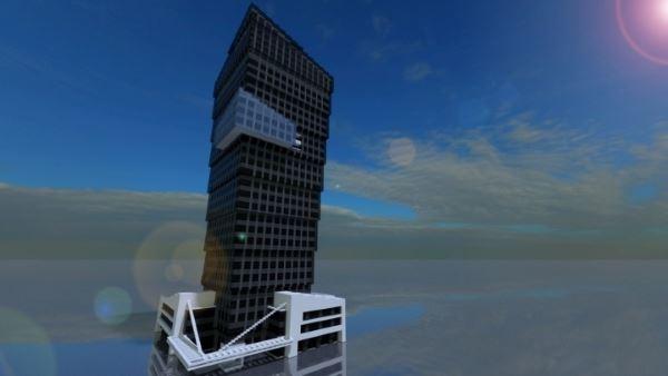 One Business Bay для Minecraft 1.8.9