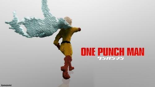 One Punch Man для Minecraft 1.8.9
