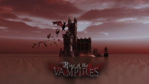Rise of the Vampires для Minecraft 1.8.9