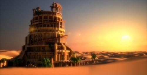Forgotten Temple для Minecraft 1.8.9