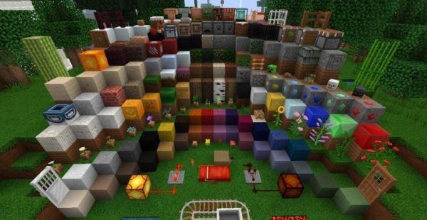 Marvelouscraft для Minecraft 1.8.9