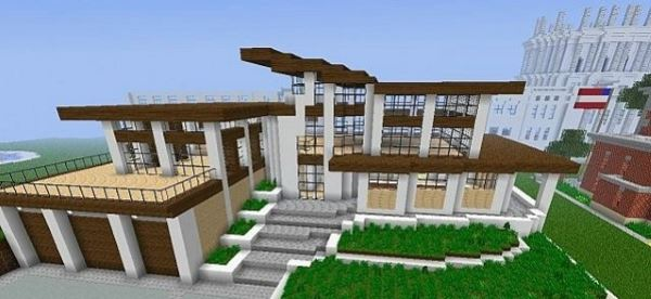 Hokomoko's Modern для Minecraft 1.8.9