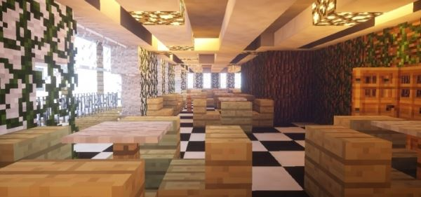 SS Belgenland для Minecraft 1.8.9