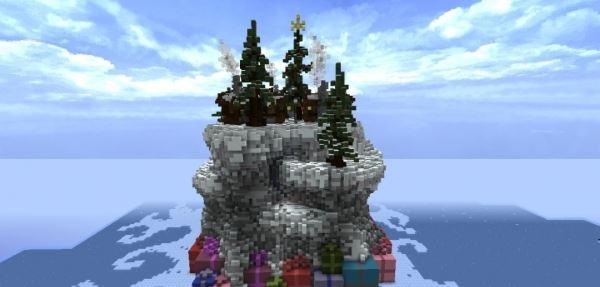 Christmas Village для Minecraft 1.8.9