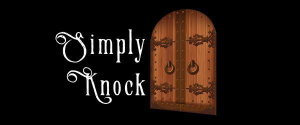 Тук-тук / Simply Knock для TES V: Skyrim