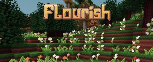 Flourish ��� Minecraft 1.9