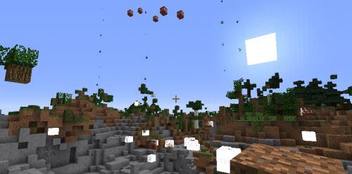 TNT-Rainmaker для Minecraft 1.8