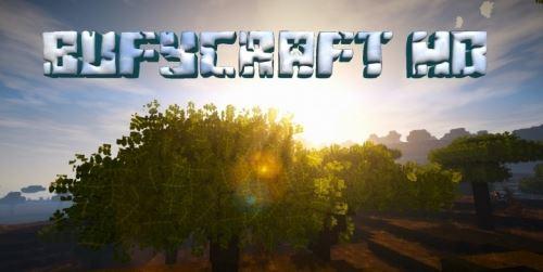 BufyCraft HD для Minecraft 1.9