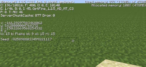 Stackie для Minecraft 1.8