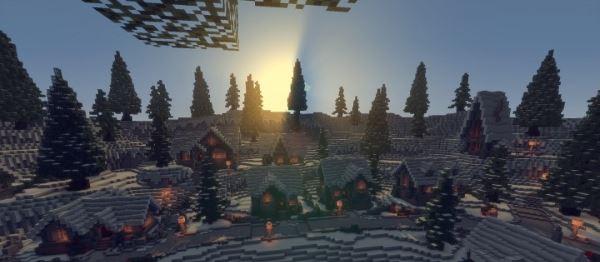 Twisted Christmas для Minecraft 1.8.9