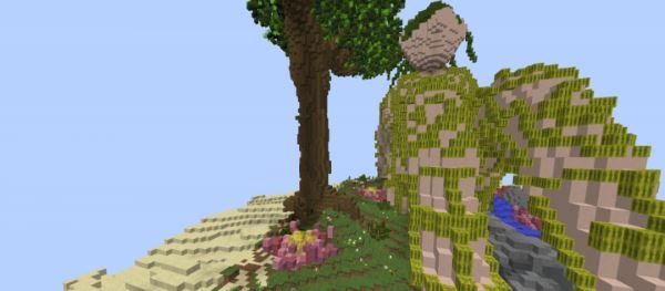 Gaia Apparition для Minecraft 1.9