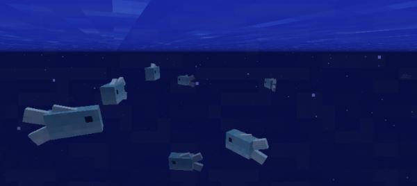 OceanCraft для Minecraft 1.8