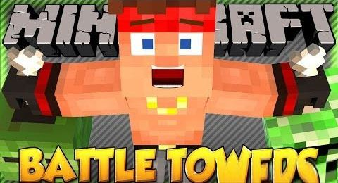 Battle Towers для Minecraft 1.8.8