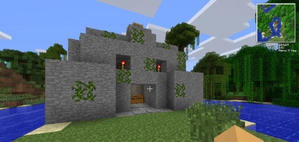 Ruins для Minecraft 1.8.8