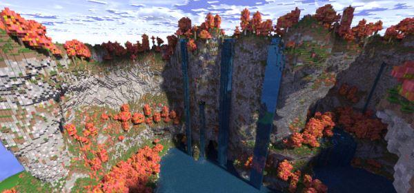 Fire Springs для Minecraft 1.8.9