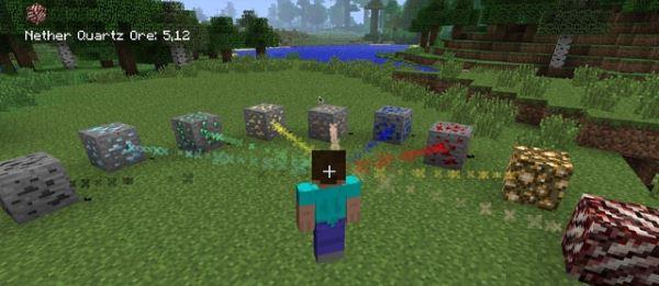 Scenter для Minecraft 1.8.9