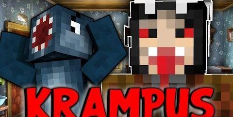 Krampus для Minecraft 1.8.9