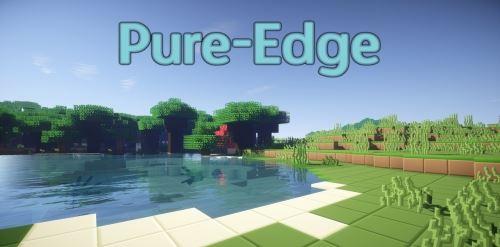 Zorocks Pure-Edge для Minecraft 1.8.9