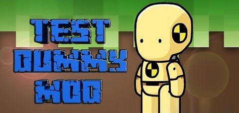Test Dummy для Minecraft 1.8.9
