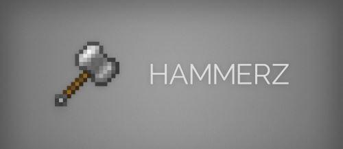 Hammerz для Minecraft 1.8.9