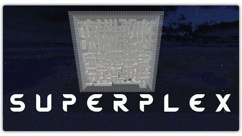 Superplex для Minecraft 1.9