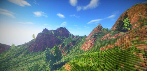 La Remaveza для Minecraft 1.9