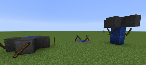 Holographic Victory Monument для Minecraft 1.7.10