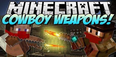 Old Guns для Minecraft 1.8.8
