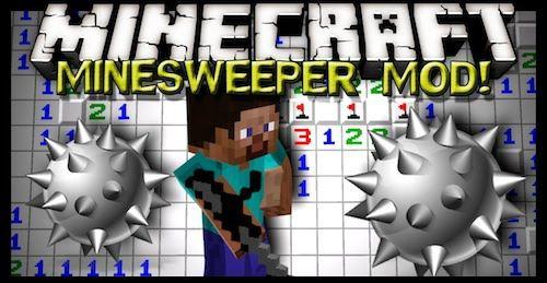 Minesweeper для Minecraft 1.8.8