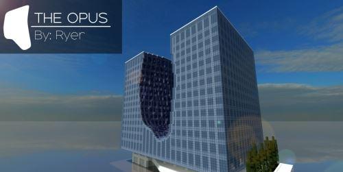 The Opus для Minecraft 1.8.9