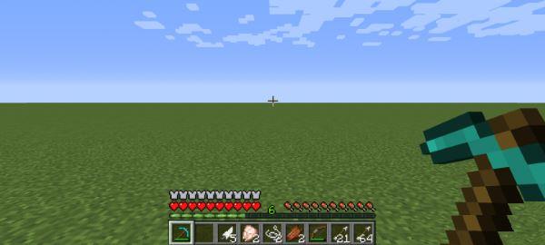 Durability Show для Minecraft 1.9