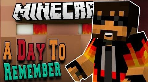 A Day To Remember для Minecraft 1.9