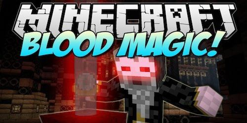 Blood Magic для Minecraft 1.9