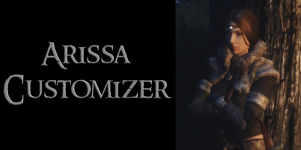 Arissa Customizer для TES V: Skyrim