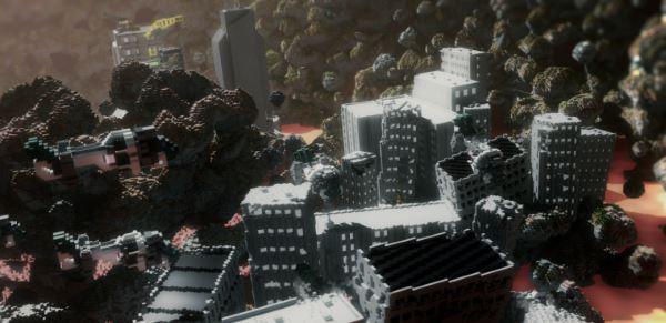 The Divide для Minecraft 1.9