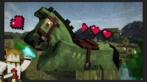 Horse Upgrades для Minecraft 1.9